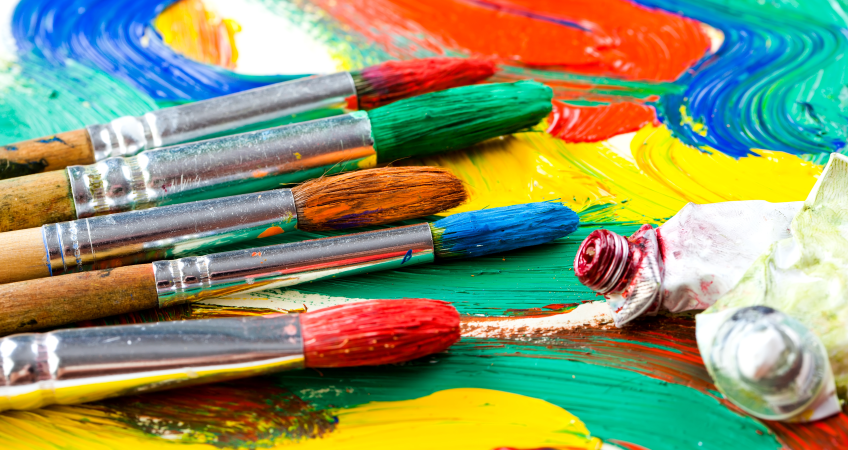 How to be Inspired and Channel your Inner Artist
